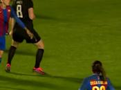 Impresionante Jenni Hermoso Champions. Barça-Twente (1-0)