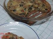 Tortilla verduras horno