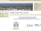 Estaremos Congreso Paisaje, Turismo Innovación