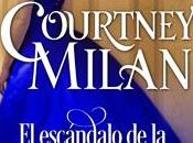 escándalo sufragista Courtney Milan