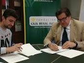 Firma Convenio Fundación Caja Rural Jaén
