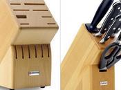 Cómo cuidar cuchillos cocina