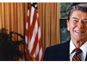 Reagan mostró estilo diferente hacer política... Mark Zabaleta