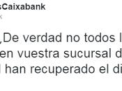 Juicio supuesta ESTAFA sucursal CaixaBank, S.A.