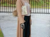 looks look maxi abrigo camel punto aparte
