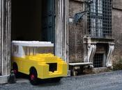 LEGO invade calles Roma