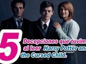 """(Novela Sobrenatural) decepciones trajo """"Harry Potter Cursed Child"""""""