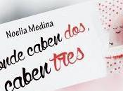 Sorteo Conjunto Donde caben dos, tres Noelia Medina