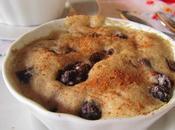 Bizcocho exprés moras harina castañas sarracena, gluten lactosa