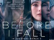 Cine Trailer película 'Before Fall' despierto)