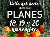 Multitud eventos este semana Valle Jerte (18, noviembre)