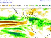 fenómeno Niña pudiera traer lluvias encima habitual Venezuela para éste próximo trimestre
