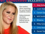 celebridades peligrosas internet