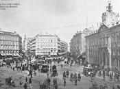 reloj Puerta tiempo real. Madrid, 1866