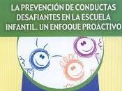 Prevención conductas desafiantes escuela