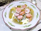Bouneschlupp (sopa judías verdes) Cocinas Mundo (Luxemburgo)