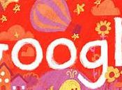 Doodle internacional niño