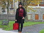 Outfit: Camisa Cuadros Roja
