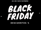 Llega BLACK FRIDAY!!