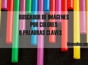 Buscador Imágenes Colores Palabras Claves