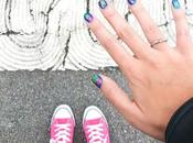DIY: Technicolor nails