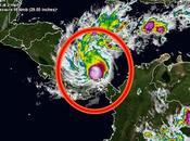 """Otto"" huracán Caribe apunta mira Nicaragua Costa Rica"