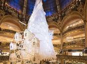 "Galerías Lafayette celebran Navidad ""extra polar"""