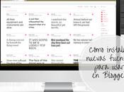 Cómo instalar nuevas fuentes para usar Blogger