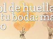 Árbol Huellas para Boda: Manual