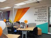 Diseño oficinas corporativas pintura vinilos