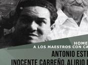 Cultura Chacao rinde Homenaje maestros Antonio Estévez, Inocente Carreño Alirio Díaz