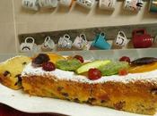 Plum cake bizcocho navidad