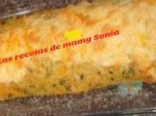 Rollo patatas relleno jamón queso amiga maría jose