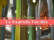 Sagrada Familia espectacular interior