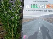Irlandés. Sombra hombre perro Julio García Llopis