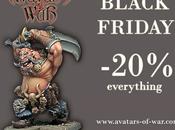 ¡Black Friday Ogro! Avatars