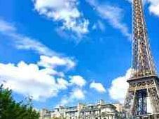Itinerario París pocos días