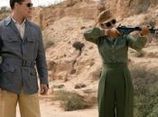 Aliados, esposa espía