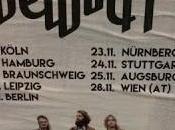 DeWolff 18/11/2016 Sala Molotov (Hamburgo)