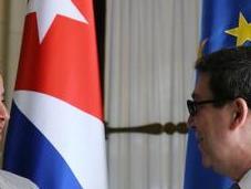 Unión Europea retoma relaciones Cuba desde venidero diciembre