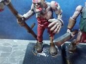 Pintando Zombies Condes Vampiro