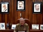 Raúl Castro anuncia muerte Fidel Televisión Cubana (+VIDEO)