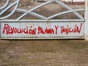 Revolución, pólvora traición