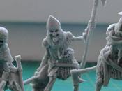 Caballeros Esqueleto Puppets