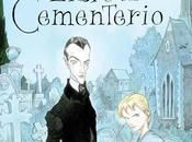 """Reseña libro cementerio"""" Neil Gaiman"""