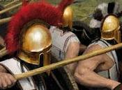 Esbirros Ares. guerra Grecia arcaica