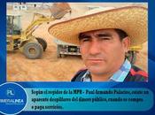 Muertos hambre municipalidad huacho...