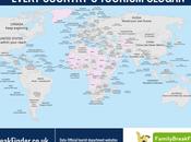 Estos eslóganes turísticos todos países mundo