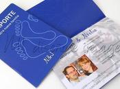 Invitaciones Boda Pasaporte Tarjeta Embarque