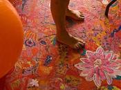 Decoración original: suelos pintados